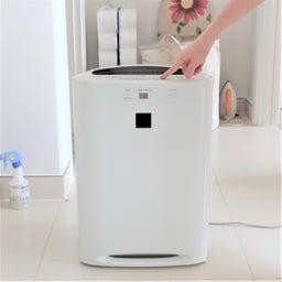 画像 当店ではエアコンだけではなく空気清浄機の分解洗浄も承っております☆ の記事より