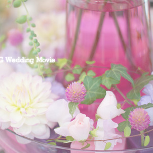 【結婚式ムービー】コメント例や人気曲、自作で気を付けたいことをまとめてみました!の画像