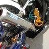 GSX-R125とりあえず自社ネットショップにアップの画像