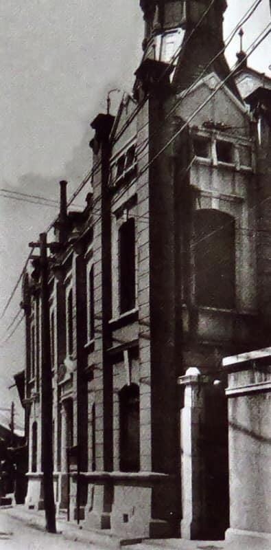 日本の歴史と日本人のルーツかつて下関にあった一流銀行の建物