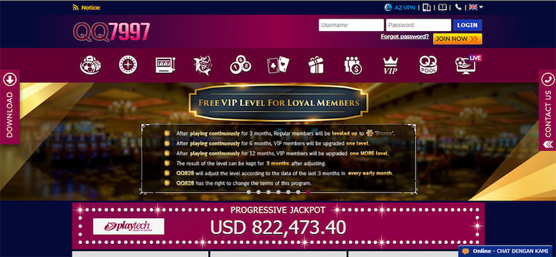 Situs Judi Slot Online Qq Slot Online Qq7997 Vennyputriのブログ