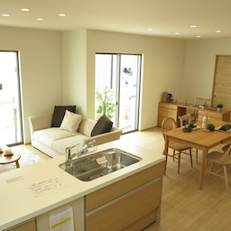 画像 斬新!?リビング空間とダイニング空間を入れ替える家具の配置術!こんな家具の配置はどうですか? の記事より 12つ目