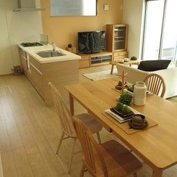 画像 斬新!?リビング空間とダイニング空間を入れ替える家具の配置術!こんな家具の配置はどうですか? の記事より 21つ目