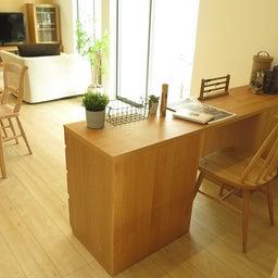画像 斬新!?リビング空間とダイニング空間を入れ替える家具の配置術!こんな家具の配置はどうですか? の記事より 18つ目