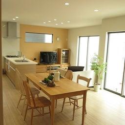 画像 斬新!?リビング空間とダイニング空間を入れ替える家具の配置術!こんな家具の配置はどうですか? の記事より 8つ目