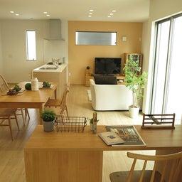 画像 斬新!?リビング空間とダイニング空間を入れ替える家具の配置術!こんな家具の配置はどうですか? の記事より 1つ目