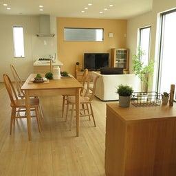 画像 斬新!?リビング空間とダイニング空間を入れ替える家具の配置術!こんな家具の配置はどうですか? の記事より 9つ目