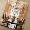 インテリア雑誌「BonChic」にStudio Rosariumが掲載されました♪♪の画像