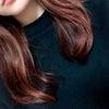 髪色の経過を追う。②の画像