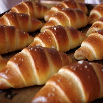 3分ごねのパン作り。