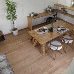 画像 リビングへ入る引戸の開き方で家具の配置が異なってきます。ソファ前が広くなり、ソファも大きくできる の記事より 17つ目