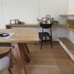 画像 リビングへ入る引戸の開き方で家具の配置が異なってきます。ソファ前が広くなり、ソファも大きくできる の記事より 18つ目