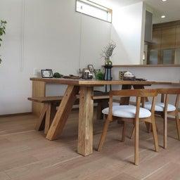画像 リビングへ入る引戸の開き方で家具の配置が異なってきます。ソファ前が広くなり、ソファも大きくできる の記事より 19つ目