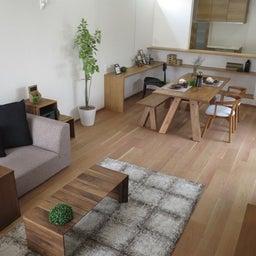 画像 リビングへ入る引戸の開き方で家具の配置が異なってきます。ソファ前が広くなり、ソファも大きくできる の記事より 16つ目