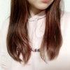 髪色の経過を追う。③の画像