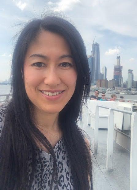 松本直子 ニューヨーク アメリカ