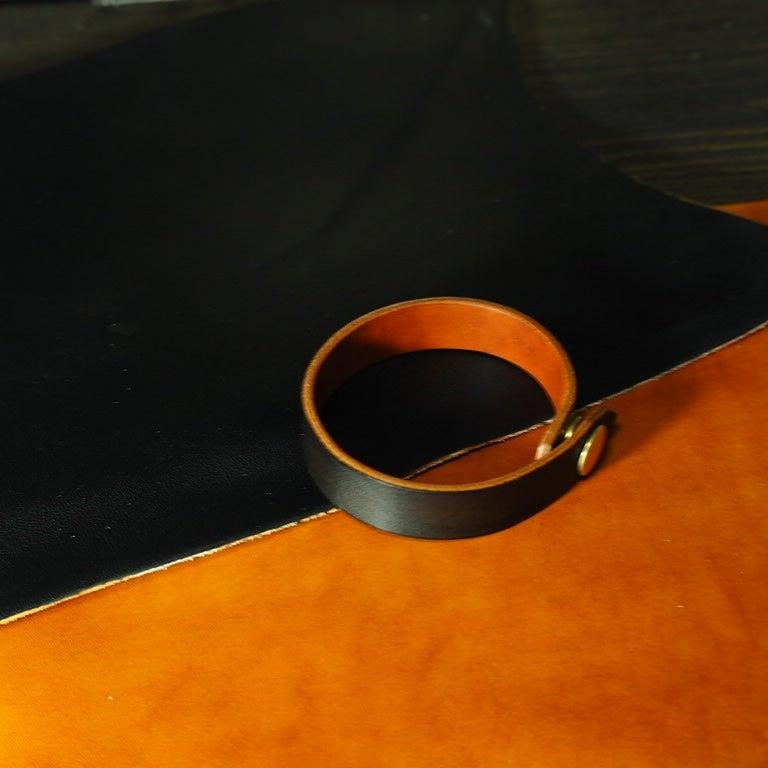 leather accessoryとウレタントップ コーティング