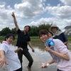 みんなでワイワイ✨お米作りに初挑戦(^^♪の画像