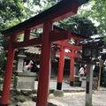 大神神社へ⑤界隈のお社と平等寺・波切り不動と目が金色に光るお不動さま