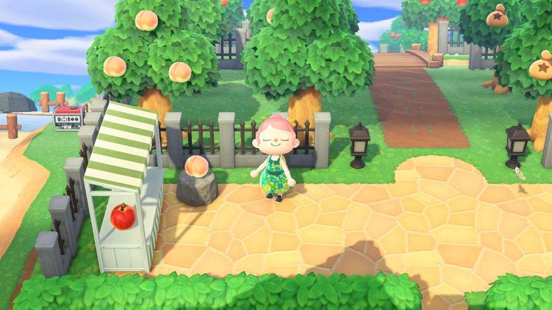 あつ 森 果樹 園 配置