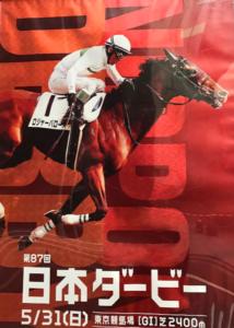 第87回 東京優駿 GⅠ ワーケア | 良くも悪くも自己流Keiba
