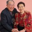 金婚祝い、銀婚祝いに♪神戸でご夫婦のお写真を撮るなら三宮写真室で☆