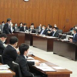 画像 決算委員会の質問、今朝の朝日新聞・富山新聞に取り上げられました の記事より