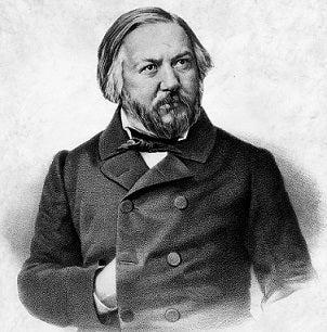 6月1日 ~ ロシア国民音楽の祖 グリンカ 生まれる | Wunderbar ! な ...