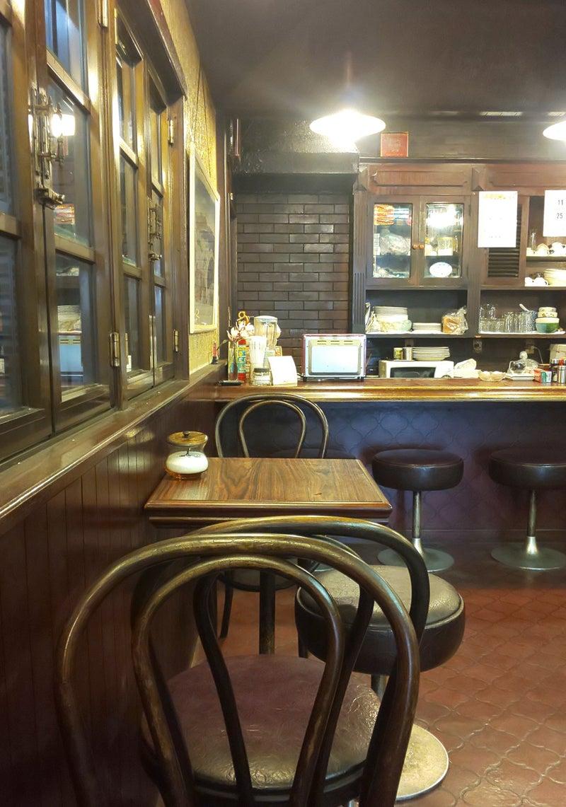 コーヒーショップトリイ 店内 2