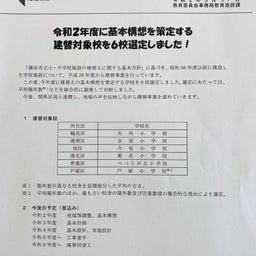 画像 菊名小学校が今年度に建替えの基本構想を策定する対象校に決定。竣工は令和8年度〜の見込み の記事より