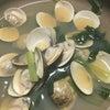 今が美味しい蛤の画像