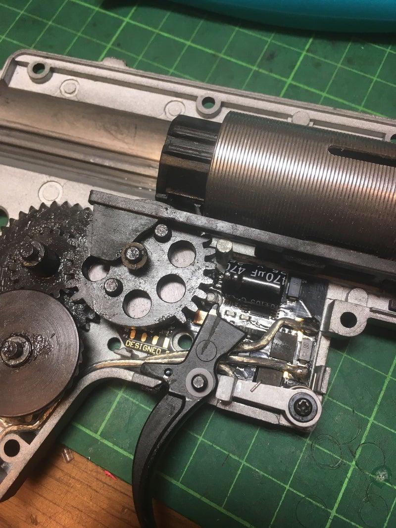 電子 トリガー T238