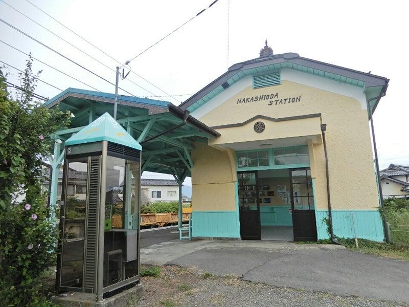 上田電鉄 別所線~中塩田駅 | どり~むうぇ~う゛