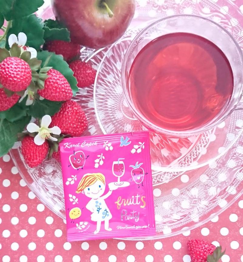 季節に合わせてお茶を選ぶ楽しみ♪ 夏のティータイムギフトセット☆