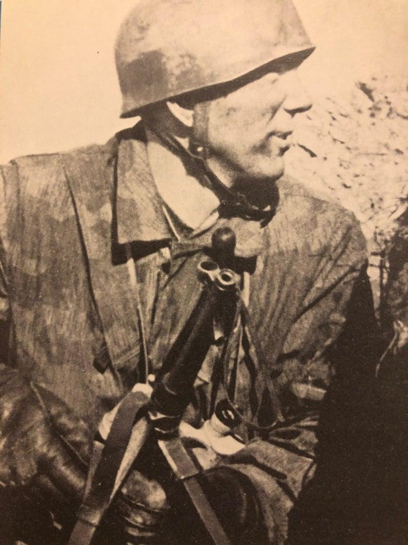写真に残るSS降下猟兵の軍装 | トリンリのおもちゃ日記
