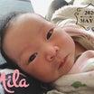 赤ちゃんのお名前発表!