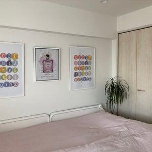居るだけで幸せな家の蟹歩き寝室の画像