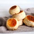 【募集】フライパンで簡単にパンを焼きます♪