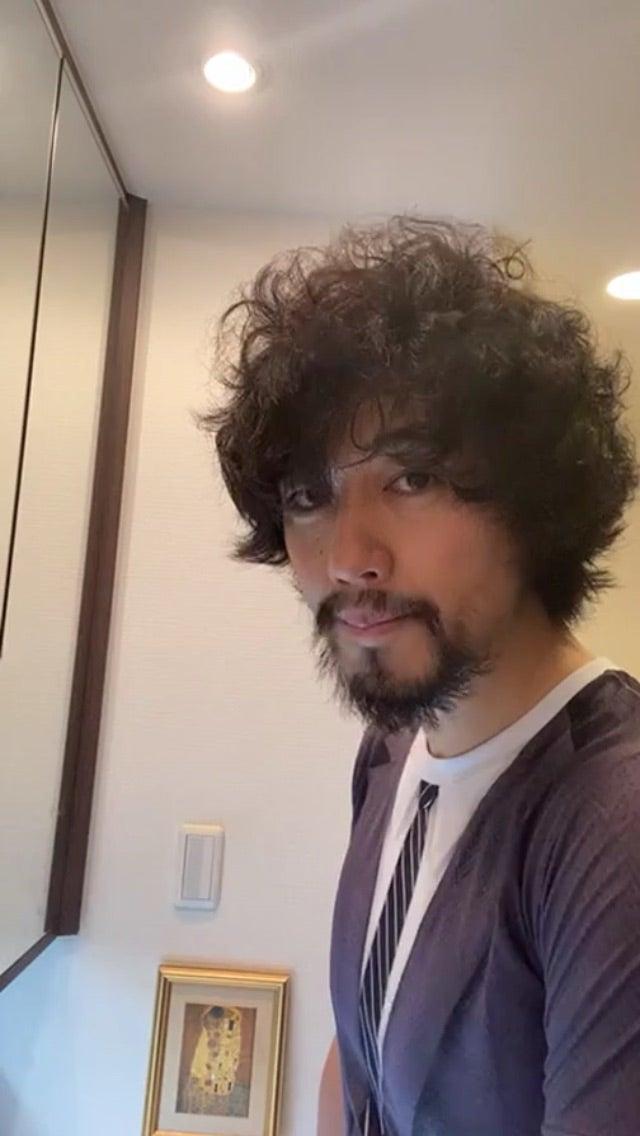 剃り キムタク 髭