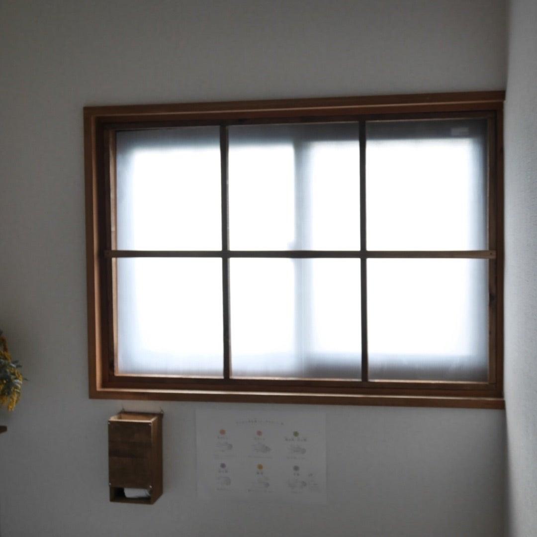 木枠の内窓をDIY   DIYで作るオシャレ ...