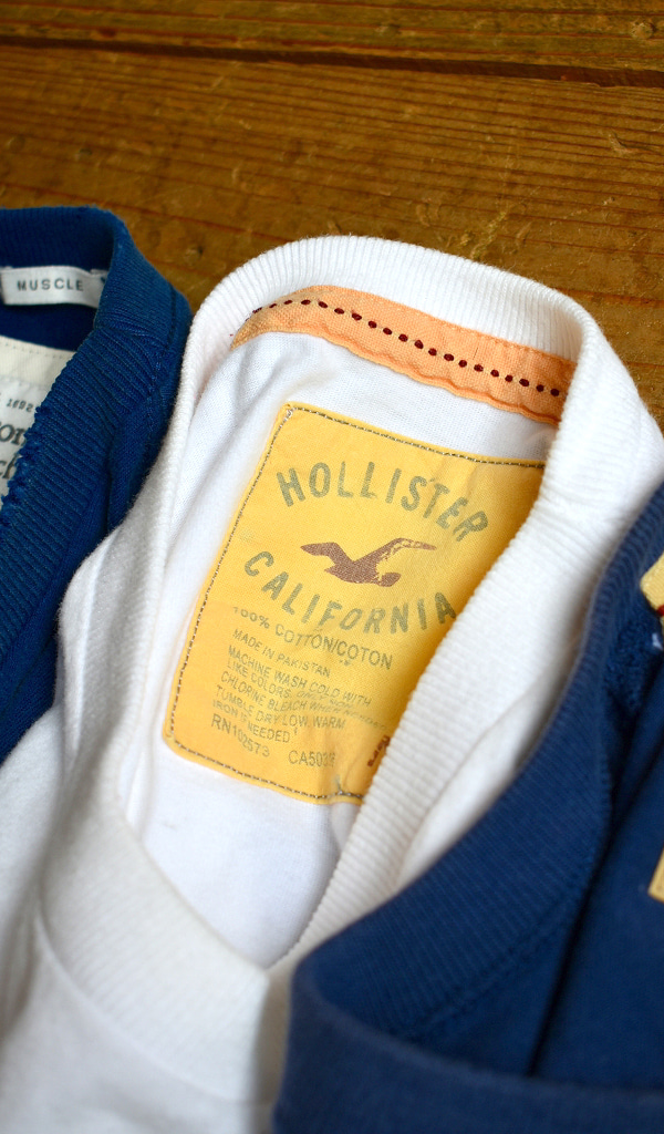 AEアバクロホリスターTシャツ画像古着屋カチカチ