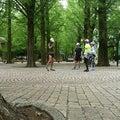 今日練「リソルの森」ラン12.5km