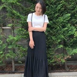 画像 調節できるプリーツスカート、妊婦さんでも着られるワンピ♡ の記事より 6つ目
