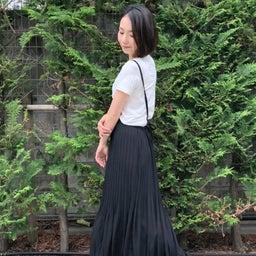 画像 調節できるプリーツスカート、妊婦さんでも着られるワンピ♡ の記事より 7つ目
