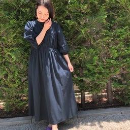 画像 調節できるプリーツスカート、妊婦さんでも着られるワンピ♡ の記事より 10つ目