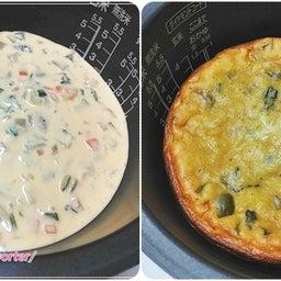 画像 休日ブランチに野菜たっぷり「ケークサレ」☆混ぜて焼くだけの簡単な家ごはん の記事より 3つ目