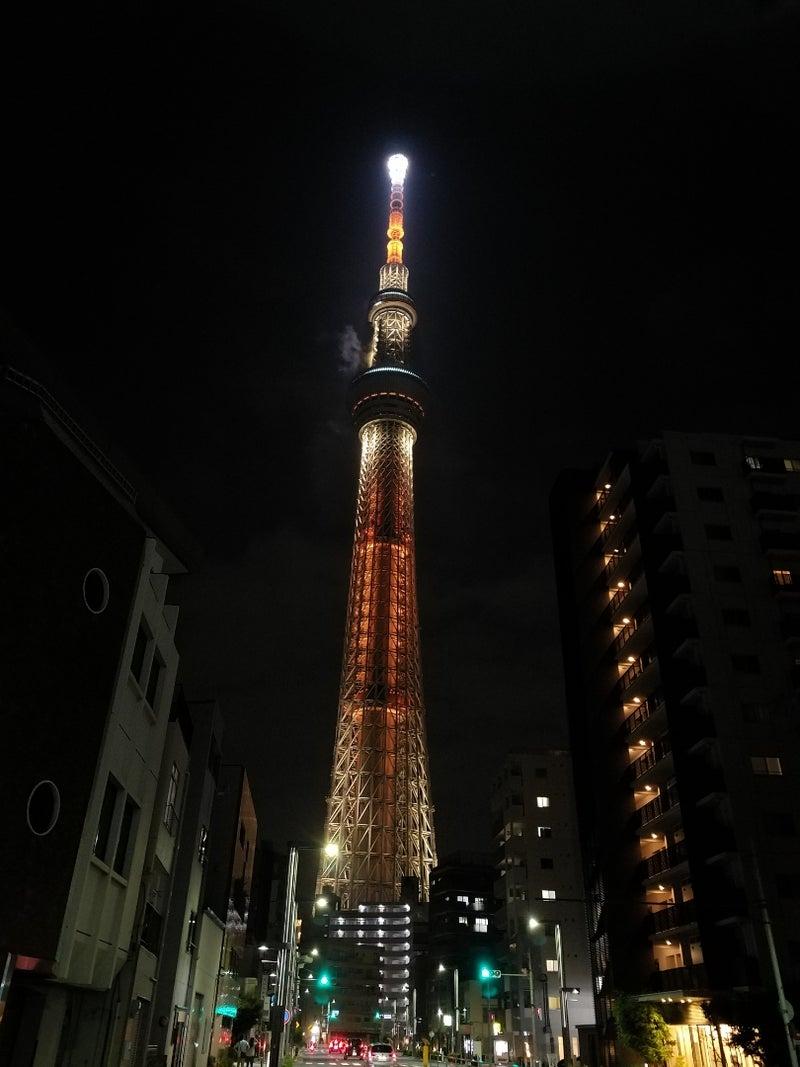 スカイ 東京 ツリー アラート 「東京スカイツリー」のライトアップにパナソニックLS社のLED投光器が採用、地上497mへ見に行った:LED照明(1/3 ページ)