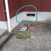 玄関横にピーコッキーエリア開設w