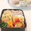 レンコンの天ぷら弁当