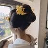 結婚式出張ヘアメイクblog/ ホテルニューオータニの花嫁の日本髪①の画像